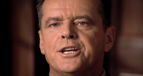Jack Nicholson As Colonel Nathan R. Jessup in A Few Good Men