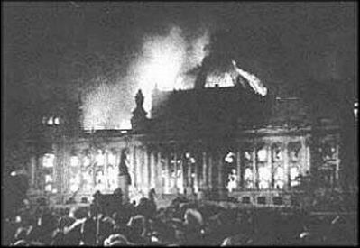 the reichstag fire Fpg / getty images by lily rothman february 27, 2015 it's a semi-mystery that's over eight decades long: who set fire to the reichstag, the german parliament, on.